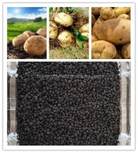 Best slow release fertilizer for potato , humic acid+NPK organic-inorganic compound fertilizer cure clubroot diseases