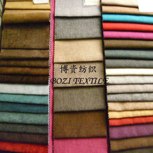 Manufacturers selling cotton cloth Linen-cotton high-end casual pants shirt dress fabrics