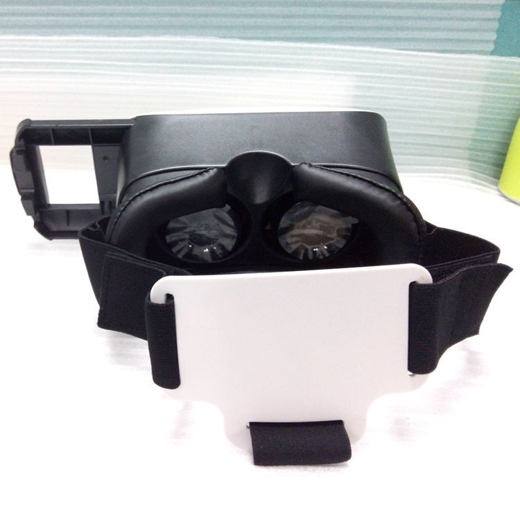 VR Headset 3D Glasses 2.0 for 4-6.5 Inches Phone