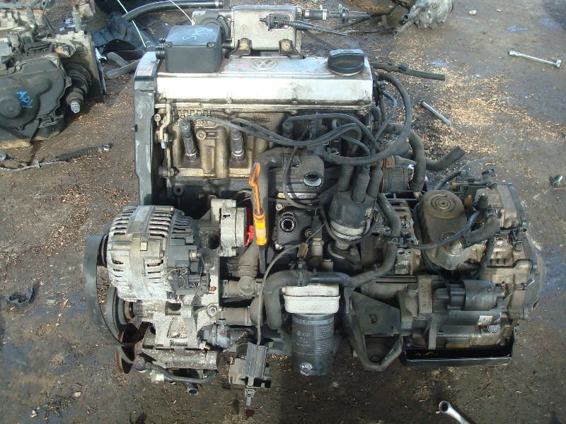 VOLKWAGEN AGG USED ENGINE