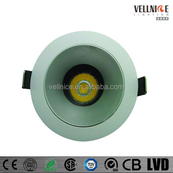 Vellnice Hotel Led Downlight 7w/10w Citizen Cob Wall Washer