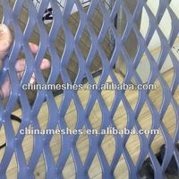spray paint expanded metal mesh/expanded wire mesh(factory)