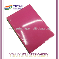 Colorful special printing paper