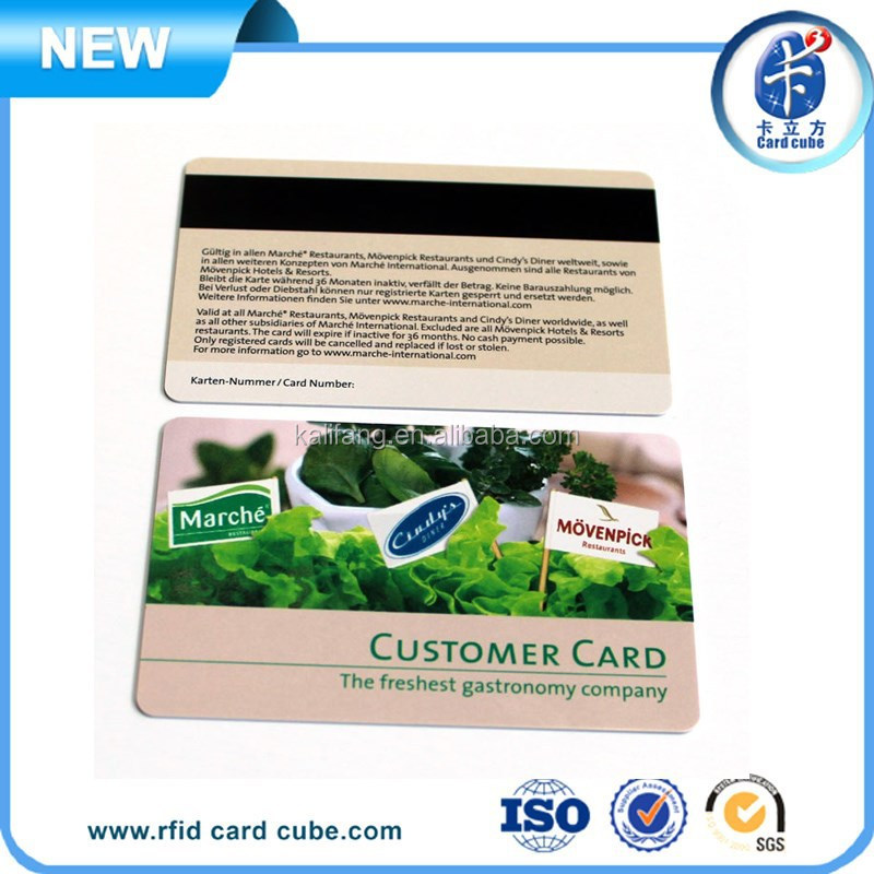 hot selling mango tk4100 chip card magnetic chip card