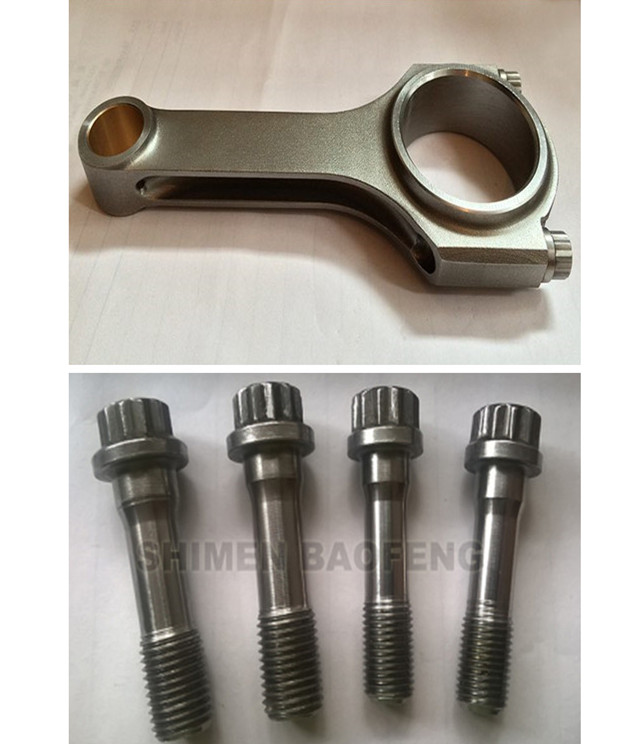 H-Beam Racing <strong>Connecting</strong> <strong>rod</strong> for VW / Audi / Seat / Skoda TDI 1.9L PD90/PD100/PD115