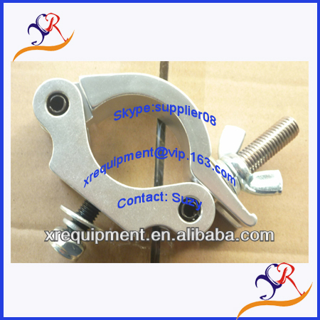Wholesale stage light clamp/used stage truss clamp/telescopic clamp