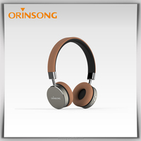 good sound quality stereo metal bluetooth music headphones for sport