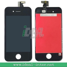 Replacement Touch Screen + LCD Display Digitizer + Dust Mesh For iPhone 4 4G 4S