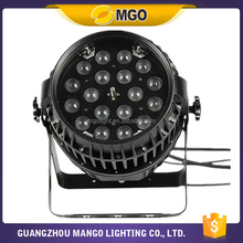 10W 18pcs LED Par Light RGBW Stage Lighting