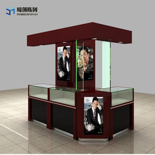 Elegant design luxury acrylic jewelry display stand for watches