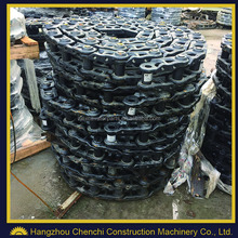 EX120 EX200 EX300 undercarriage parts track chain link on sale