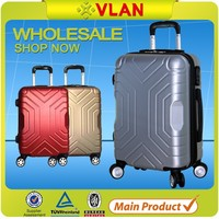 vip sky travel 20-inch promotion brand full printing luggage manufacturers