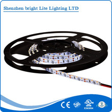 led strip light 120leds 12v 3014 IP20 cold white color UL Certificated led 3014 side view