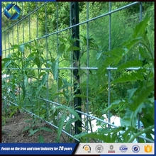Easily Install Outdoor Fence Panels/ Simple Decorative Garden Iron Fences