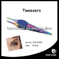 color coating chain stores tweezers