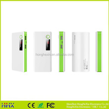 hot selling mobile portable 6000mah super slim power bank 12v