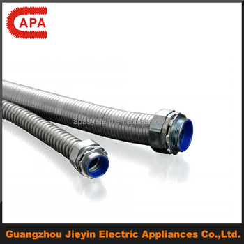 Metal Flexible Stainless Steel Electrical Conduit