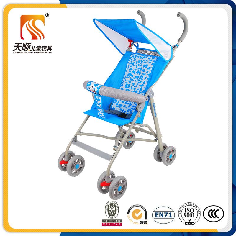 2016 tianshun stroller factory simple design lightweight for Garden design troller