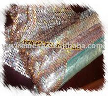 YTK metal mesh drapery/fashion metal mesh curtain