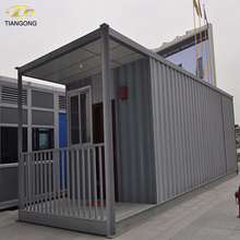 Low cost sandwich panel homes container house prefab houses