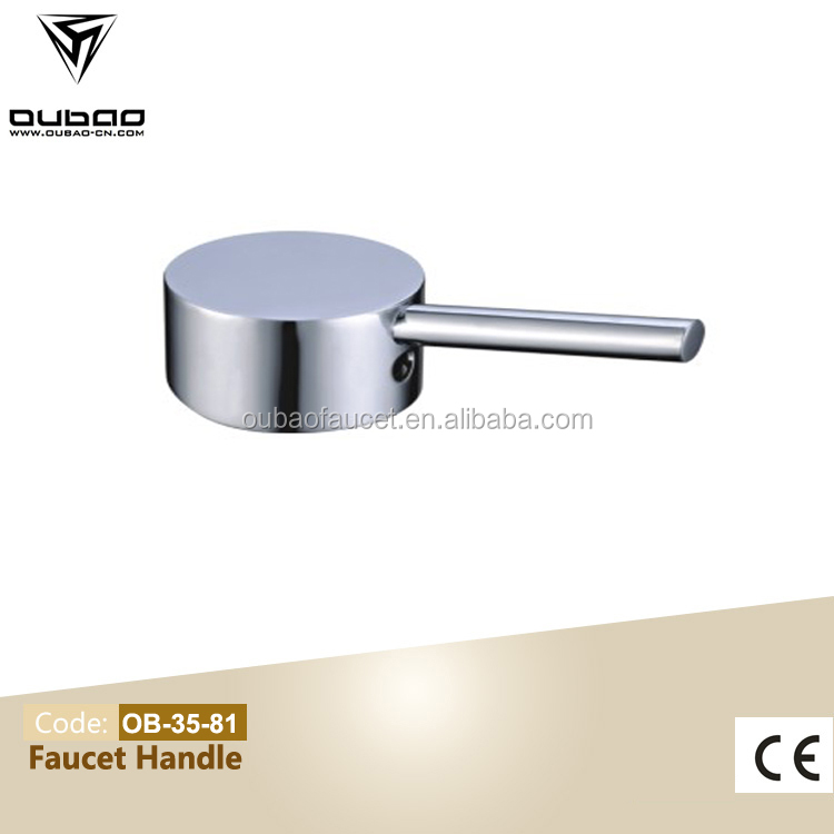 Home kitchen Bathroom Basin Sink Water zinc faucet handle with low price OB-35-81