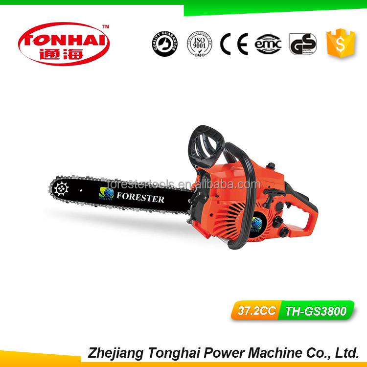 High Speed TH-GS3800 PSingle Cylinder Air-forced Cool 2 Stroke echo chainsaws australia