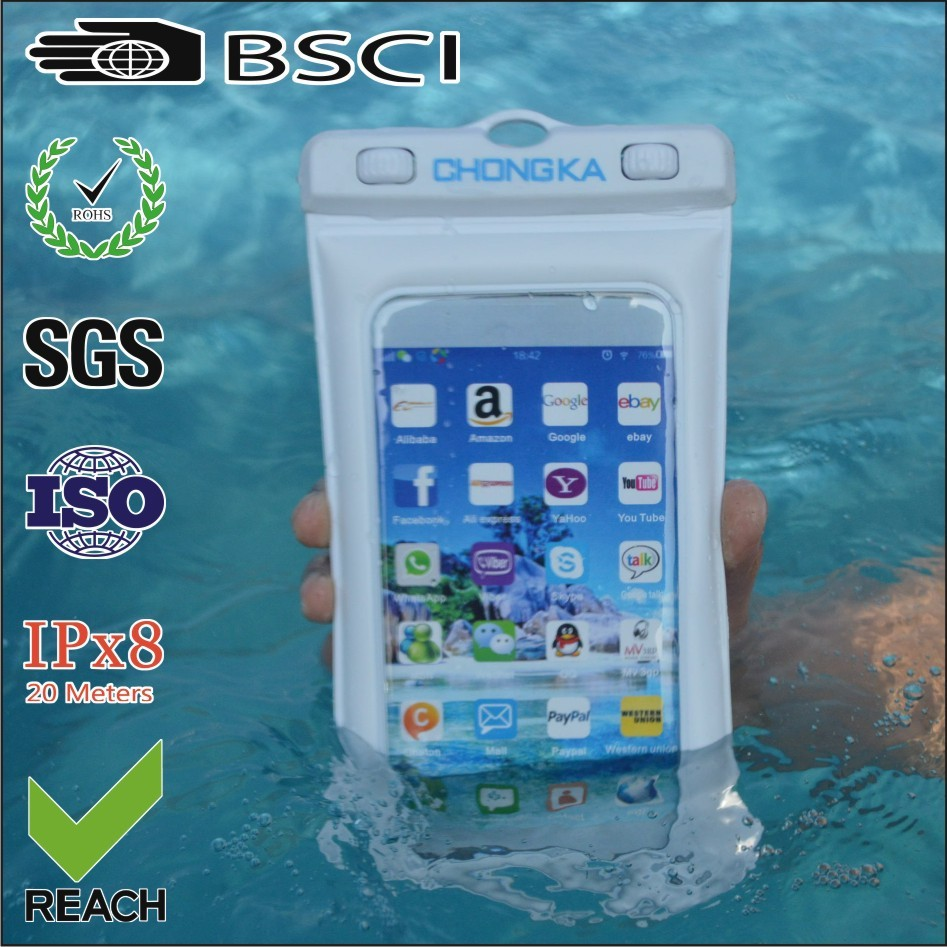 Wholesale plastic waterproof phone case for iphone 4