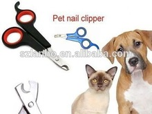 2016 hot sale Pet Dog Cat Rabbit Bird Gerbil Care Nail Claw Clipper Scissors Grooming Trimmer funny