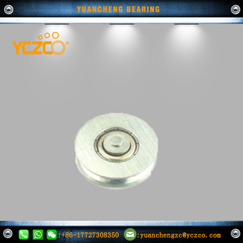 YCZCO-606FB11 606 series non standard bearing carbon steel 4*28*10mm