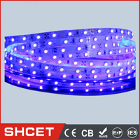 Silcione Rubber Tube IP68 25-30LM SMD 5730 LED Strip 120pcs LED /M 15W AC220V For Outdoor Lighting Factory