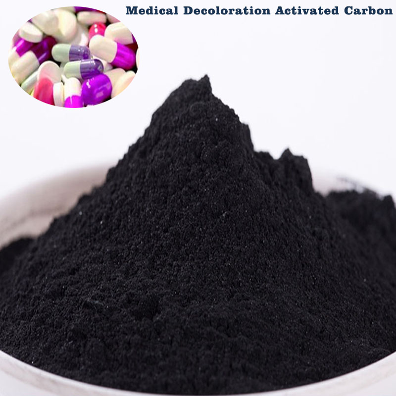 Ultra Fine Powder Pharma Activated Carbon for Sale