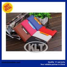klt-2016 New product cellphone cover Shockproof leather case for iphone 6