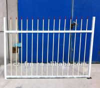 FRP outdoor security fence