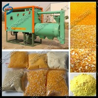 Corn grits grind machine,corn grits maker with factory price