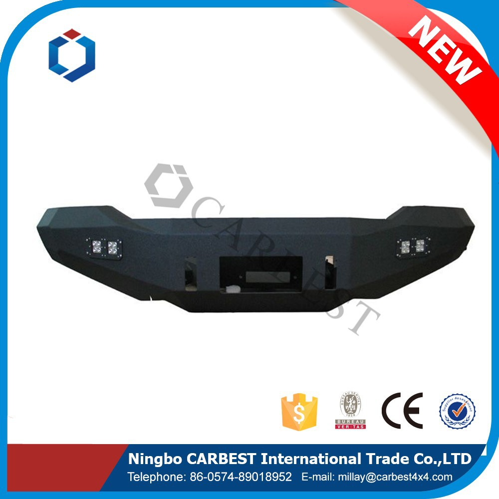 High Quality Front Bumper Car Bumper Molds Auto Bumper for Toyota Tundra