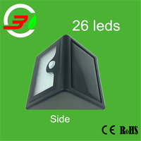 Staunch Series J1900 solar deck post cap lights with subframe