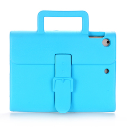 briefcase Handheld EVA Foam Shockproof Case Cover Stand For iPad 6,5