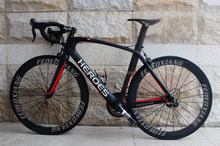 Cheapest chinese Complete carbon bike complete carbon bikes, full carbon fiber bicycles, road racing bike