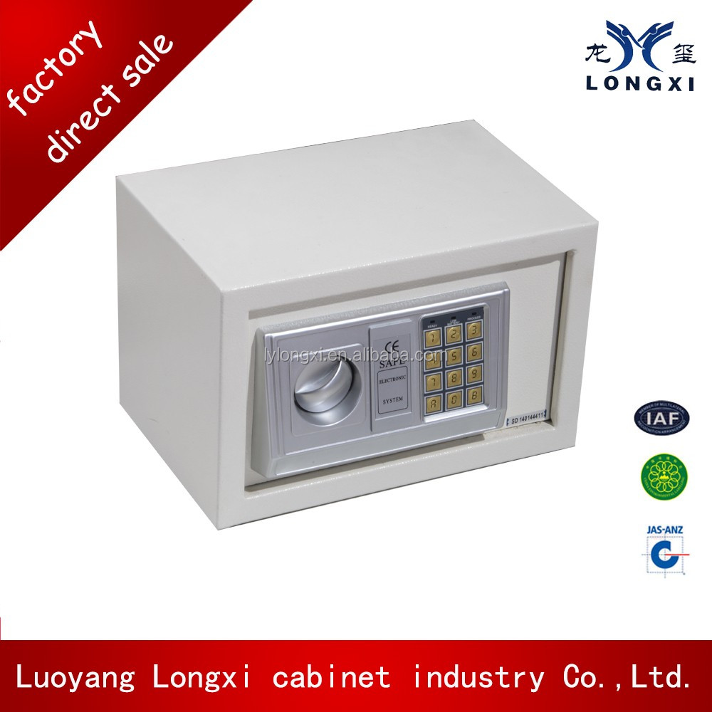 Super mini cheap electronic safe for keeping jewelry, money,cash,card etc