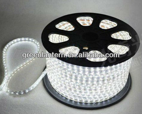 Christmas light AC110-240V 60led/Meter outdoor waterproof 120v led strip 50m