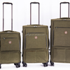 4 Wheels 3pcs Luggage Suitcase Set