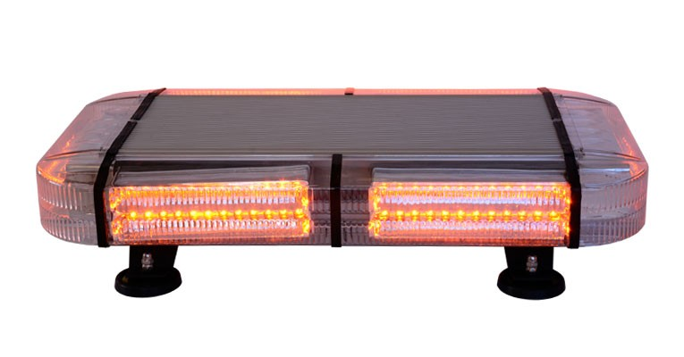 Square LED mini Flashing Warning Lightbar Traffic Emergency Light, Flashing led mini light bar
