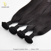 New Beauty Hot Sale In 2015 Big Large Unprocessed Shedding Free 100% Virgin Human hair weaving needles