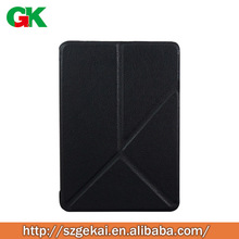 GK foldable style pu leather Case for Amazon Kindle Paperwhite 1 2 3 /red/green/Black