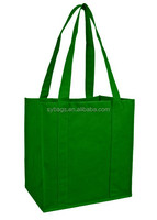 2014 hot sale eco friendly organic cotton shopping bag promotion / tote bag / big handbag