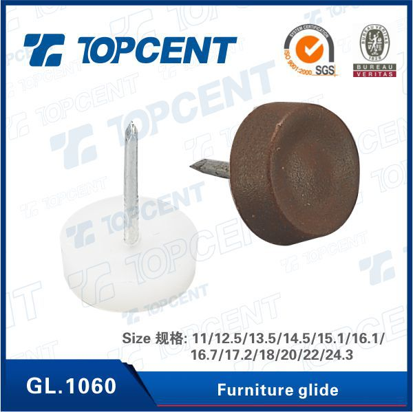 Standard packing furniture accessories furniture leveling glides