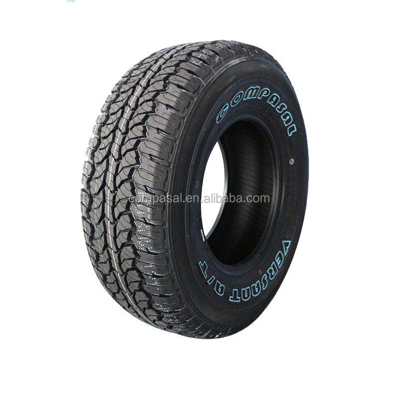 P245/70r16 245 70 16 245X70X16 16 inch tyre all terrain tyres A/T out white line for off-road vehicles tires
