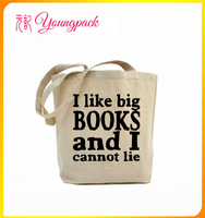 High Quality Custom Printed Cotton Canvas Tote Bag