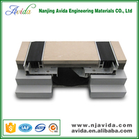 Rubber Floor Expansion Joint in Concrete