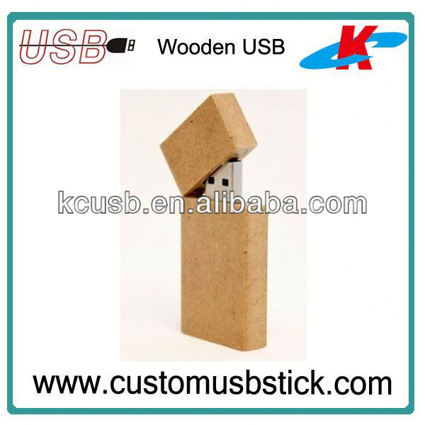 wooden bottle cork usb drive Lighter